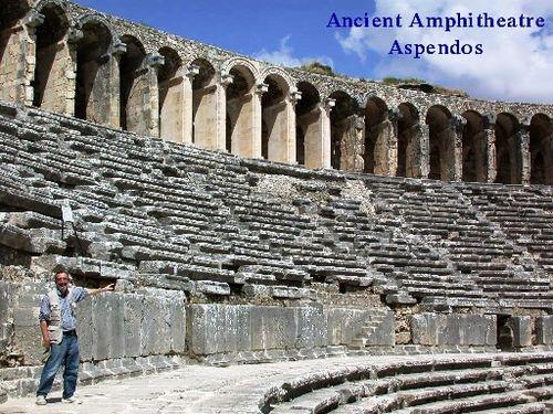Aspendos amphi