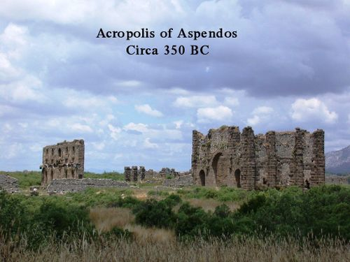 Acropolis titled