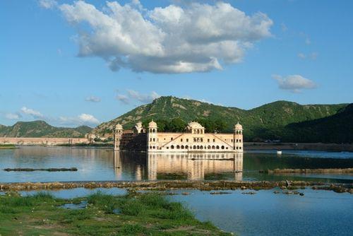 WT jal mahal water palace