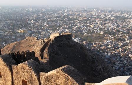 Jaipur5 Nahargarh fort