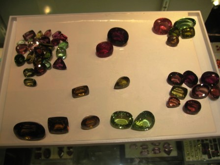 Albite Tourmalines 