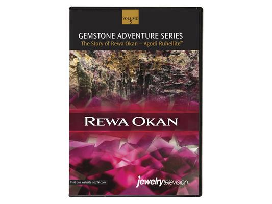 Rewa Okan DVD front