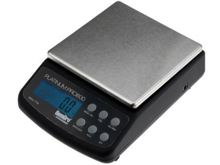 GemOroPlatinum Pro 800 Scale