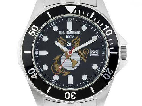 Marines gents watch