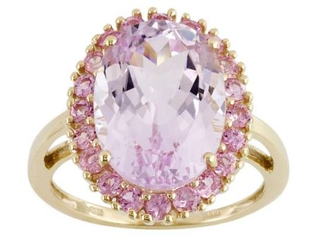 NYE Kunzite Ring