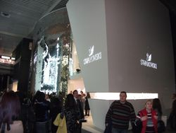 JTV Watches Baselworld 2011 Amazing booths at the show