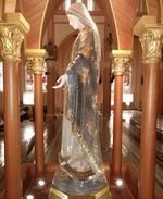 JTV World Tour Thailand Precious Gemstone Statue of Mary in Chantaburi Thailand
