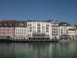 JTV Watches Baselworld 2011 Hotel  in Lucerne
