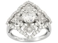 Jtv.com Moissanite Fire ring