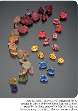 Jtv.com colors of sapphire