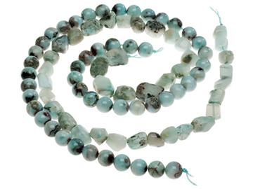 Larimar_beads