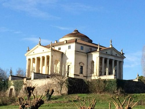 Villa designed by Palladio Vicenza