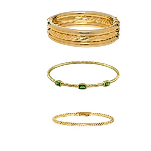 JCK- Stackable Bracelets