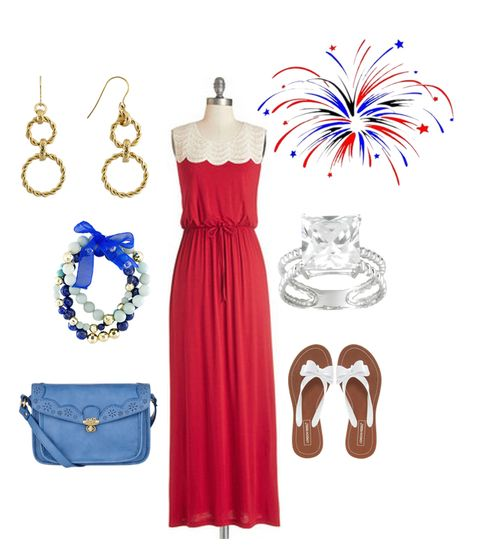 Red, White, Blue, & Sparkle